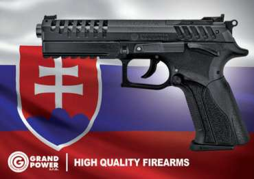 High quality firearms