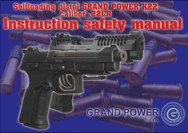 Instruction manual K22 MK12 (EN + SK)